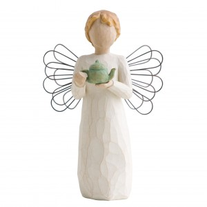 Anioł w kuchni Angel of the Kitchen 26144 Susan Lordi Willow Tree